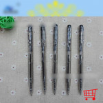 Black Office Plastic Ballpoint Pen