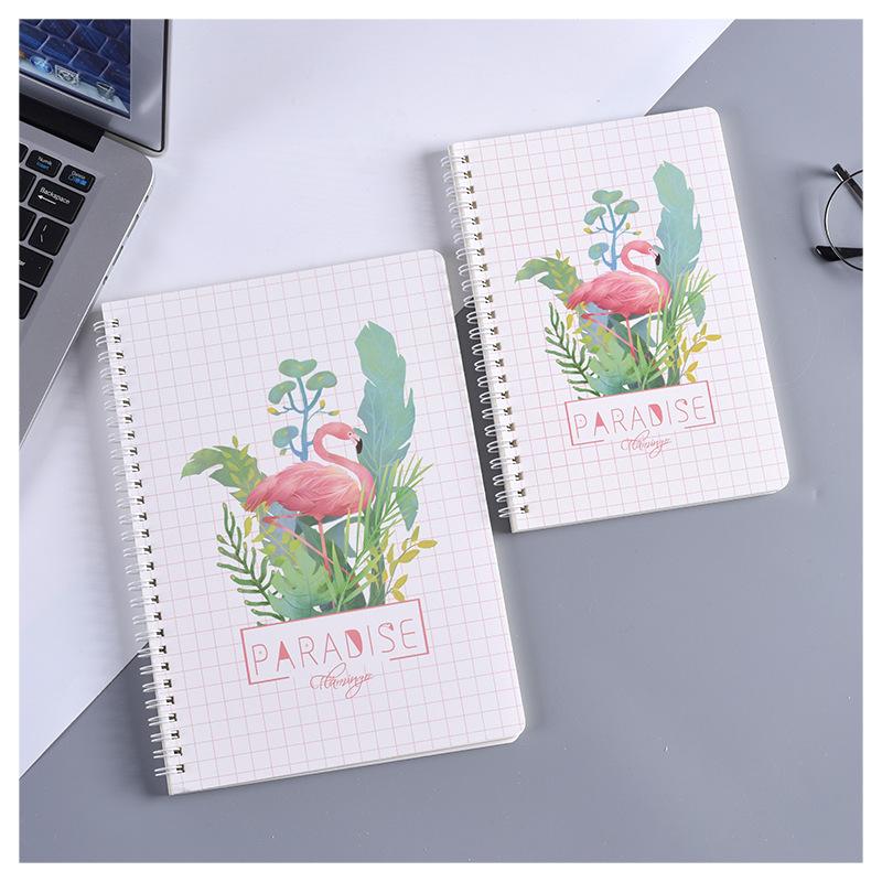 A5/B5 Spiral Small Notebook
