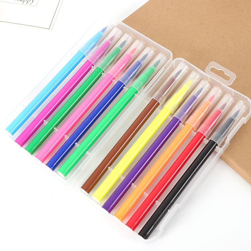 Children's Watercolor Pen 12 Color
