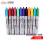 12 Color Permanent Markers