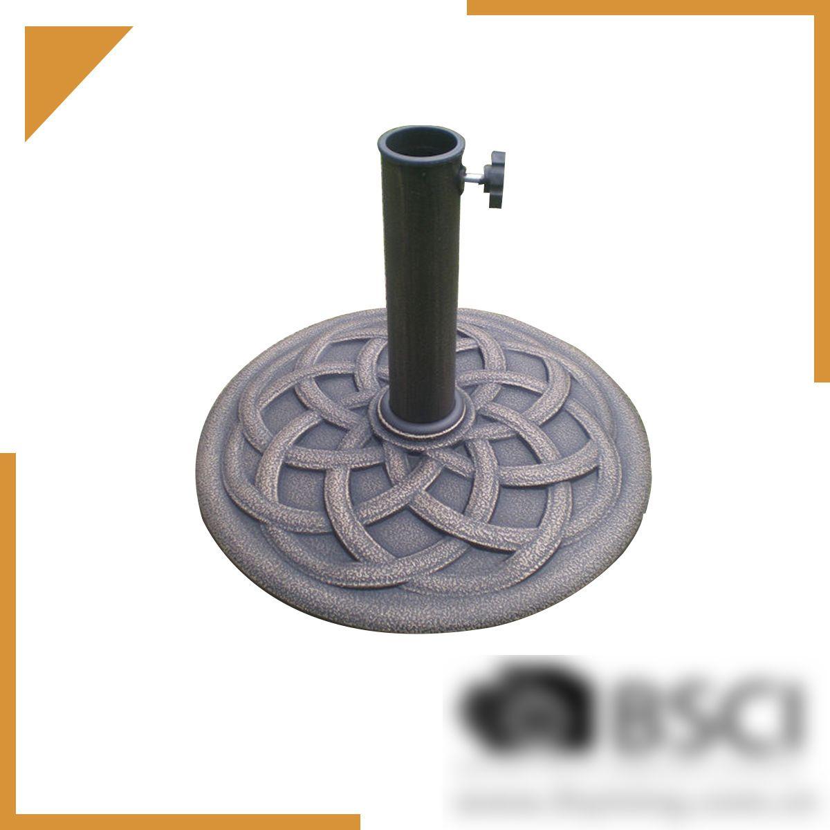 Outdoor Umbrella Round Resin Base