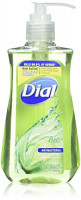 Dial Antibacterial Hand Soap, Moisturizing Aloe 7.5 oz (Pack of 10) : Beauty