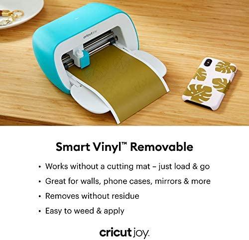 "Cricut Joy Smart Vinyl - Removable - 5.5"" x 12"" (5), Adhesive Decal Roll - Hydrangeas Sampler: Arts, Crafts & Sewing"