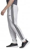 adidas Men's Essentials 3-Stripes Tapered Tricot Pants: Clothing