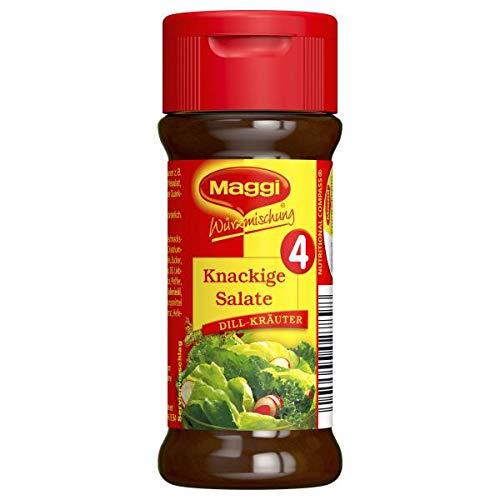 Maggi seasoning 4 Fresh salads 60 g : Mixed Spices And Seasonings : Grocery & Gourmet Food