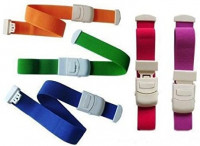 Wanty 5 Pack Quick Release Tourniquet Bands Elastic Belt Medical Buckle Hemostatic Blood Tourniquet with Buckle at Home, Outdoors, Sports,Car, Camping, Workplace, Hiking & Survival: Health & Personal Care
