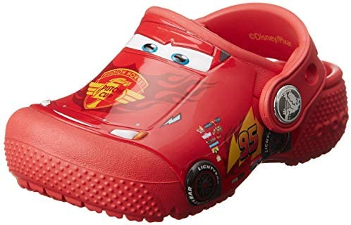Crocs Kids' Boys and Girls Cars Clog | Clogs & Mules