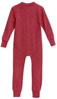 City Threads Boys' and Girls' Union Suit Thermal Underwear Long John Made in USA: Clothing