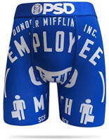 PSD Men's E - The Office Employee of The Month Boxer Brief Underwear at Men's Clothing store