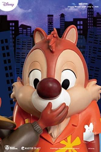 Beast Kingdom Disney Chip 'n' Dale MC-009 1:4 Scale Master Craft Statue: Toys & Games