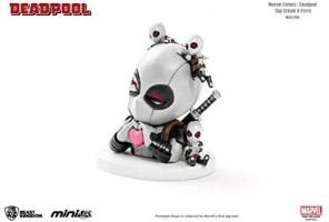 Beast Kingdom Marvel Comics MEA-004 Deadpool Daydream (X-Force Version) Mini Egg Attack Action Figure: Toys & Games