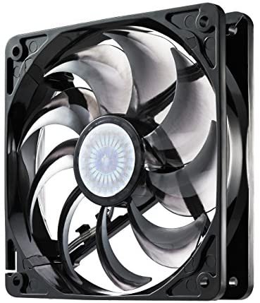 Cooler Master Blade Master 120 R4-BMBS-20PK-R0 120mm 2000 rpm Sleeve Bearing PWM Cooling Fan: Electronics