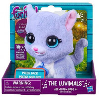 furReal The Luvimals Fancy LeBon: Toys & Games