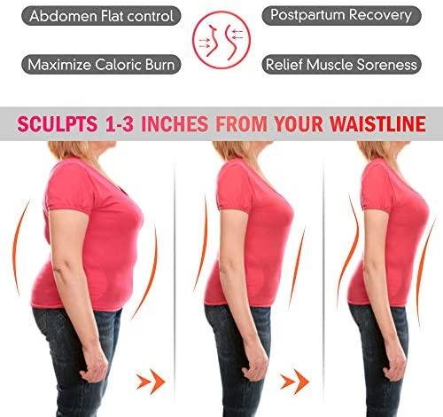YIANNA Women Latex Underbust Waist Training Corsets/Cincher Zip&Hook Hourglass Body Shaper at Women's Clothing store