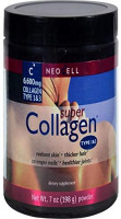 """Neocell Super Collagen Powder A€"""" 6,600mg Collagen Types 1 & 3 - Unflavored - 7 Ounces: Health & Personal Care"""
