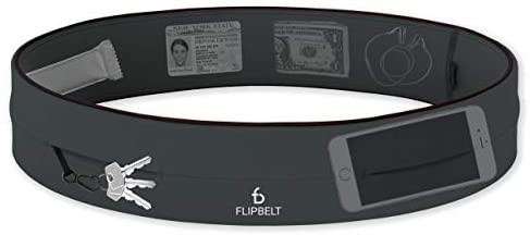 "FlipBelt Level Terrain Classic Edition(40""-48""), Carbon, XX-Large, Model Number: FB0114-CAR-XXL : Sports & Outdoors"