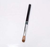 X5 SUPER Kolinsky England Acrylic Nail Brush Powder For Manicure Pedicure (Size #12 - Crimped) : Beauty