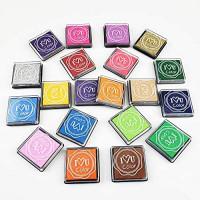 Finger Ink Pads for Kids, 20 Colors Ink Stamp Pads, Washable Craft Stamp Pad DIY Color for Rubber Stamps, Paper, Scrapbooking, Wood Fabric, Best DIY Gift for Kids – Gtlzlz: Arts, Crafts & Sewing