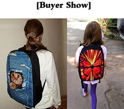 Salabomia African Tribal Ethnic Print Backpack Set 3 Pieces Lunchbox School Pencil Bag for Womens | Kids' Backpacks