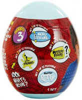 RYAN'S WORLD BK00724.0090 Mystery Mini Egg-Series 2, Multi: Toys & Games
