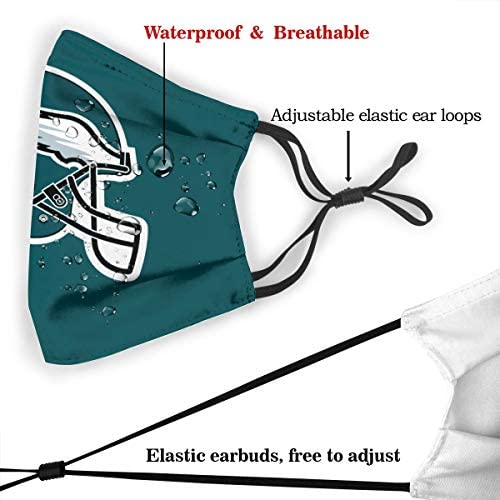 Helmet Dust Washable Reusable Filter and Reusable Mouth Warm Windproof Cotton Face: Clothing
