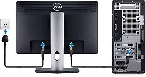 Dell Vostro 5090 Business Tower Desktop Computer_ Intel Hexa-Core i5-9400 up to 4.1GHz_ 8GB DDR4 RAM_ 256GB SSD_ DVDRW_ Intel UHD 630_ WiFi_ USB 3.1_ HDMI_ Windows 10 Pro_ BROAGE 64GB Flash Drive: Computers & Accessories