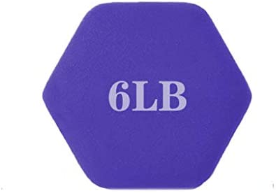 SKKRBMIT US Fast Shipment Set of 2 Neoprene Dumbbells Coated for Non-Slip Grip,Adjustable Dumbbell Combination Barbell Muscle Toning, Strength Building,Weight Loss Home Gym Fitness(Purple): Home & Kitchen