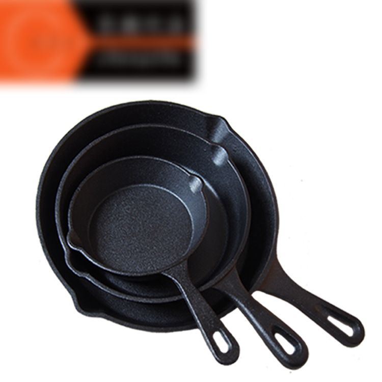 Iron Frying Pan
