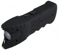 VIPERTEK VTS-979 - 59 Billion Stun Gun - Rechargeable with Safety Disable Pin LED Flashlight, Black : Sports & Outdoors