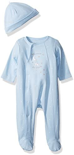 Little Me Baby Boys' Footie: Clothing