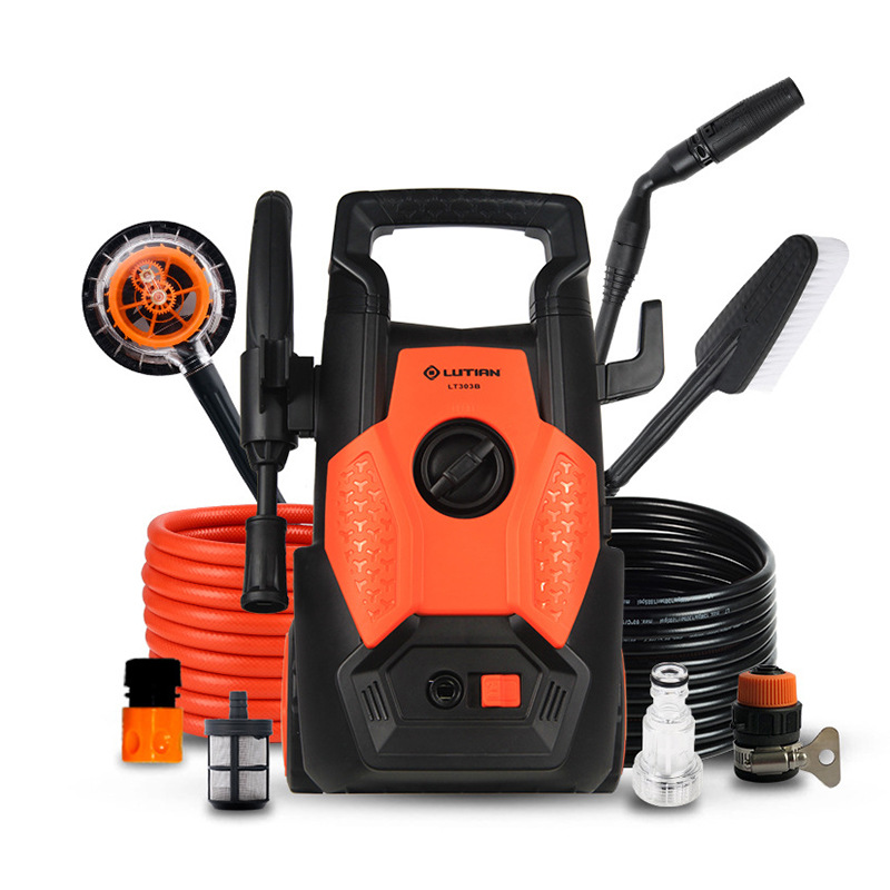 220v Portable Car  Pump High Pressure  Washing Machine