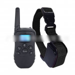 Rechargeable Dog Shock Collar w/3 Training Modes, Beep, Vibration and Shock, 100% Waterproof Training Collar,