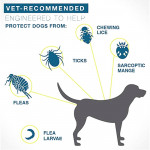 Animal Health Kills and Repels Flea and Tick Collar for Large Dogs