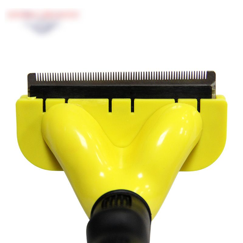 Pet Grooming Brush Effectively Reduces Shedding by up to 95%  Tool for Dogs and Cats