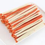 Pet Snacks Chicken Sandwich Dog Food Strips Training