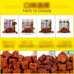 Pet Snacks Beef Grind Teeth Cleaning In Addition To Bad Breath Canned Snacks