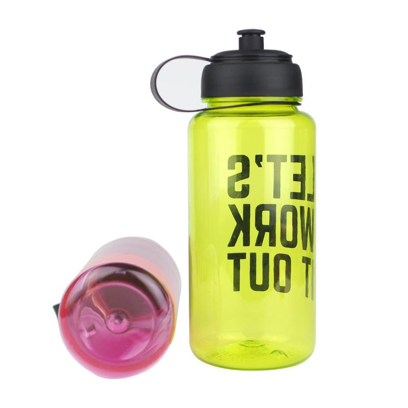 1l Wide Mouth BPA-Free Water Bottle