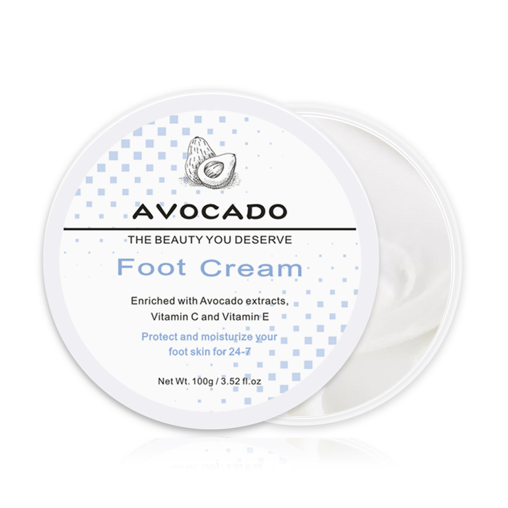 Foot Cream Glycerin Skin Care Foot Exfoliating Moisturizing Anti-cracking