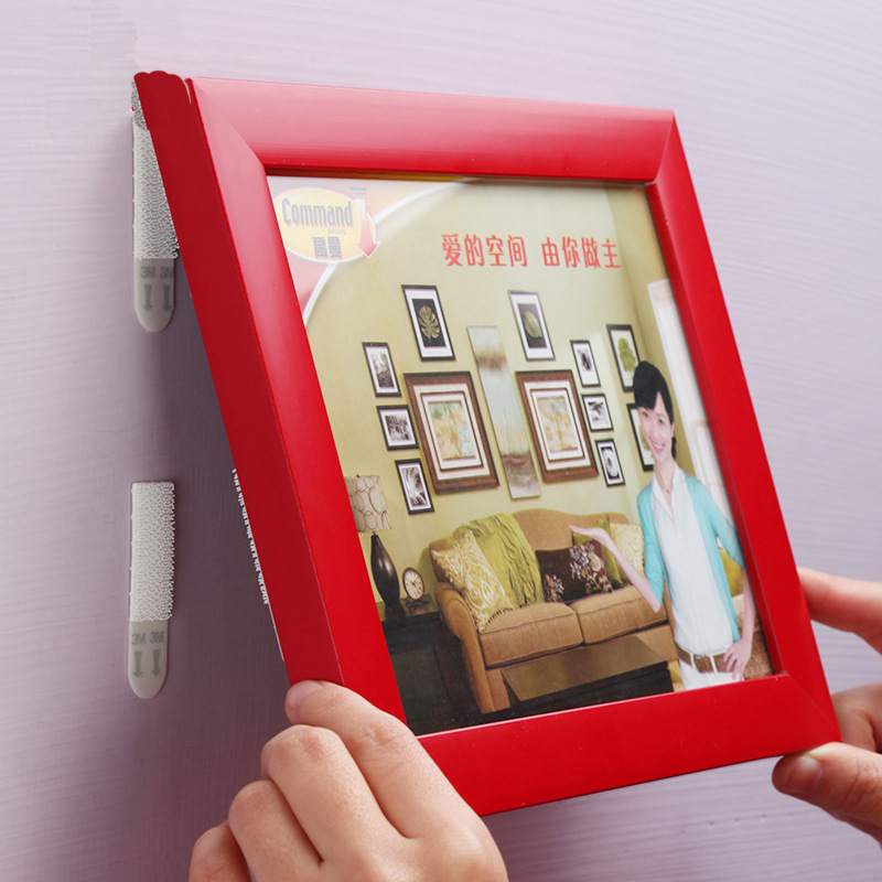 Gorman No Trace Magic Buckle 20 Photo Frame Sticky Hook Value Install Hook Creative Photo Wall