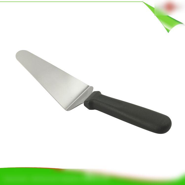 Plastic Handle Egg Shovel Stainless Steel Steak Shovel Pizza Shovel