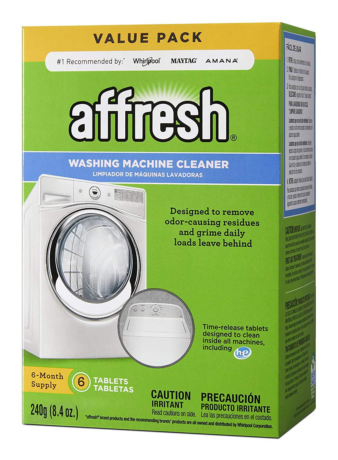 Washing Machine Tank Cleaning Tablets Effervescent Tablets ...
