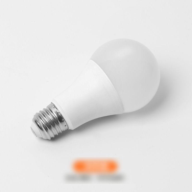 Led Bulb Spiral Energy-saving Bulb E27 Plastic Bag Aluminum Bulb Lamp 3w5w9w ndoor Lighting