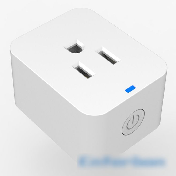 Us Standard Mini Smart Wifi Wireless Timing Socket Standard Smart Socket