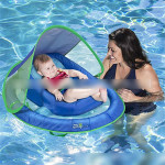 Inflatable Baby Water Swimming Floating Row Inflatable Baby Water Rocking Chair Water Bed