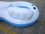 Inflatable Ice Bucket Floating