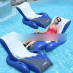 Water Lounge White Pearl  Chair