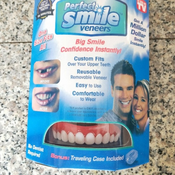 Whitening Toothpaste  Instant Smile  Comfort Fit  Flex Simulation  Tooth Braces  Denture