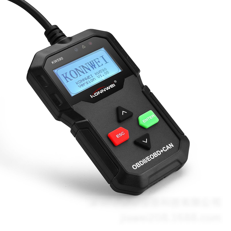 Tool Car Fault Detector Scanner