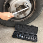 Wheel Wrench Tubing Small Hand Tool Combination Set Skateboard Single Set Casing Truck