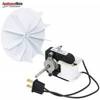 Universal Bathroom Vent Fan Motor Replacement Electric Motors Kit sm550 Compatible with Nutone Broan C01575, 65100 50 CFM, 120V